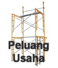 Peluang Usaha Scaffolding
