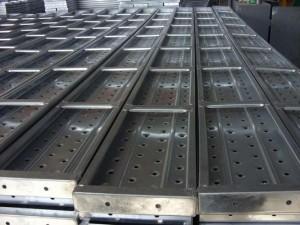 Metal Plank / Papan Asiba